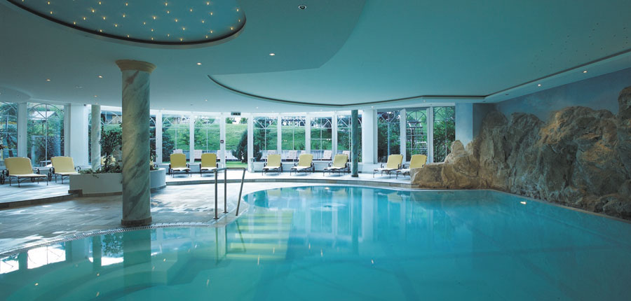 Hotel Alte Post, St. Anton, Austria - Indoor pool area.jpg